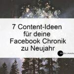 Facebook Chronik_Tipps Neujahr mikemarketing