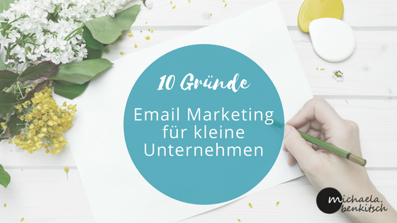 Email Marketing_Michaela Benkitsch
